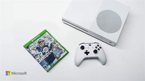Expand your game, streamline your console. Order the new @Xbox One S today. http://retail.ms/nH1mwF