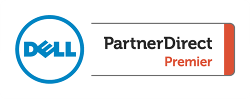 We are a Dell Premier Partner!