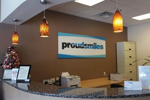 Reception Area - Front Desk