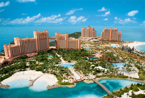 Atlantis Resort, Paradise Island, Nassau, Bahamas - Project Management & Owner Advisory Services