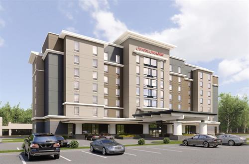 Sterling Pointe-Hampton Inn & Suites, Dunwoody, Georgia - Project Management & Owner's Representative