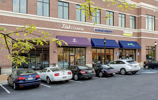 Located in Gateway Center on Roswell Road
