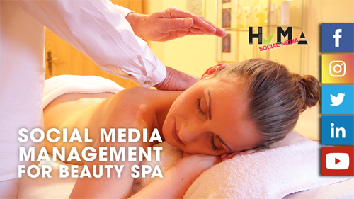 Social Media Management for Wellness Industry