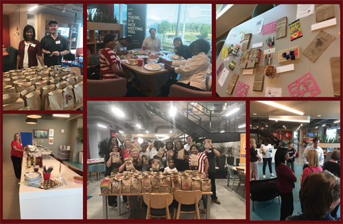 We recently hosted the AACA Snack Pack Community Volunteer Event at our HQ!