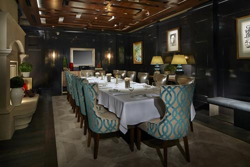 Tavistock Room (Private Dining)