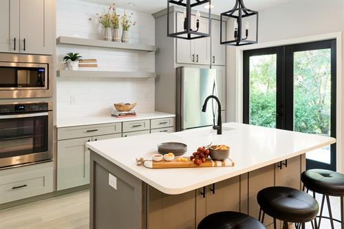 Modern Transitional kitchen
