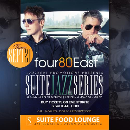 Four 80 East Live at Suite
