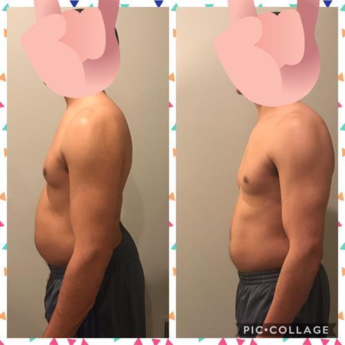 Trey's Transformation