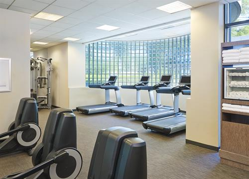 Westin WorkOut fitness center