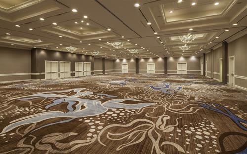 Grand Ballroom 8,000 square feet