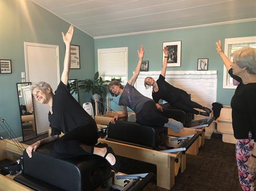 Renew 101 Group Reformer