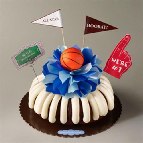 VIP - sports fan cakes!