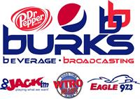 Burks Broadcasting - 100 Jack-FM / Eagle 97.3 / WTRO