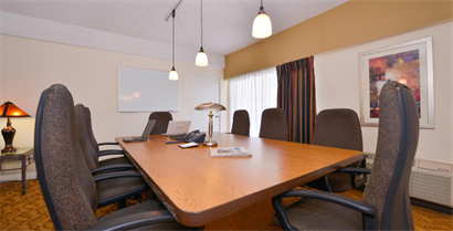 Business Suite Conference Area