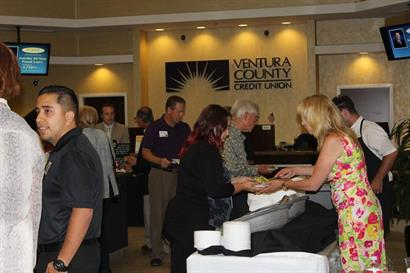 2016 Networking at Night Mixer hosted by VCCU