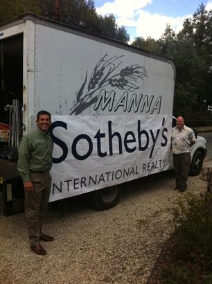 Manna Food Drive Q1 2015.  Lead by Matt McCormick Sotheby's International Westlake