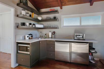 kitchen in granny flat remodel, Granada Hills