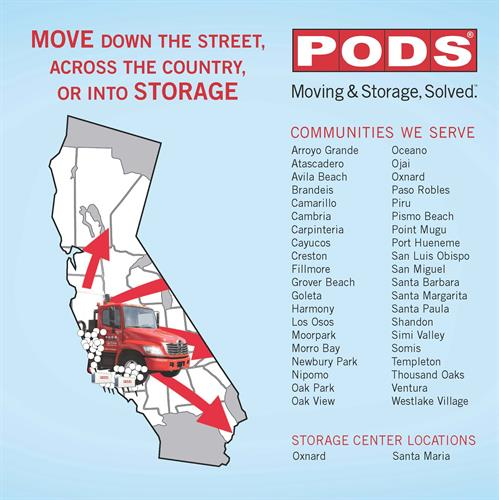 Pods Moving And Storage Solved Moving Amp Storage