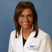 Primary Care: Anitha Srinivasa, MD