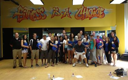 CPR Training at Stevenson Fitness