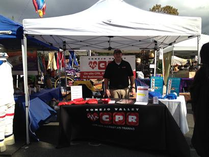 Thousand Oaks Street Fair 2012