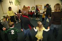 Fun games and fast-paced activities