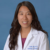 Specialty Care: Cynthia Kim, MD