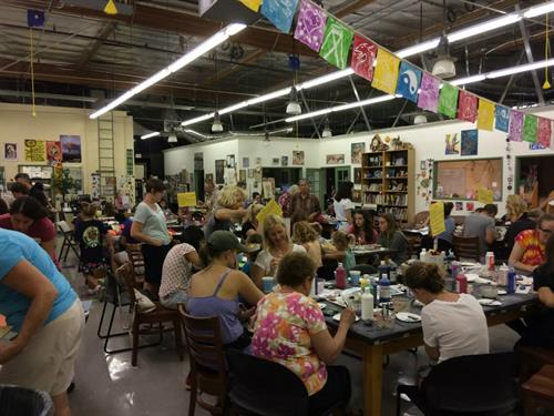 $5 Friday: Community Art Night