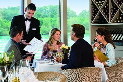 Erlebnis Chef's Table Restaurant