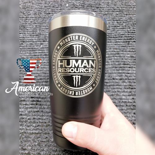 Branded Double Vacuum Insulated Tumblers
