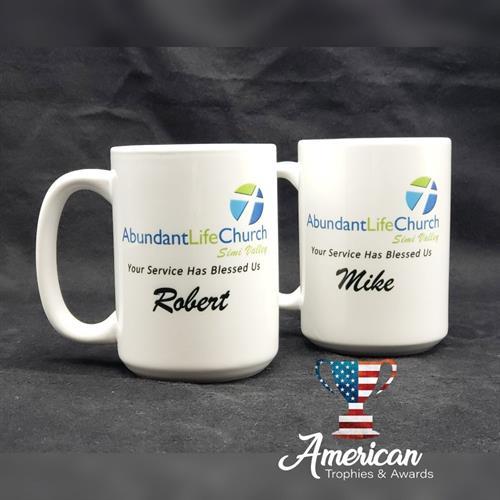 Custom Imprinted Drinkware