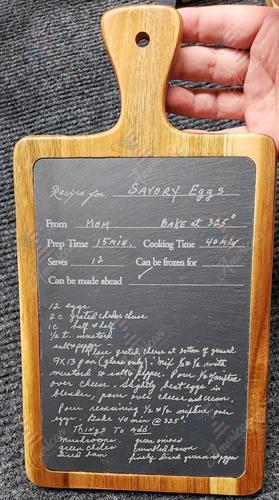 Custom Engraved Slate