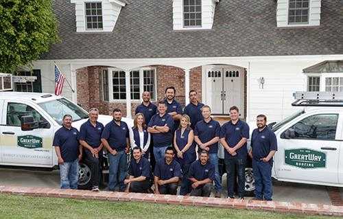 The GreatWay Roofing Team