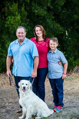 Our family has lived in the Conejo Valley since 2001