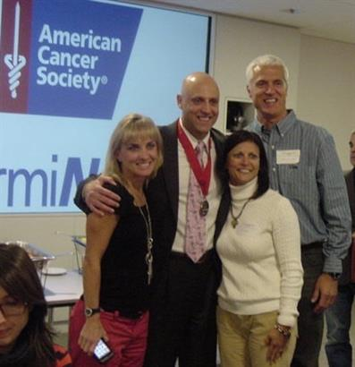 American Cancer Society Fundraising Keynote Speech