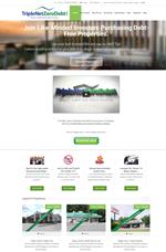 Website Design for TripleNetZeroDebt.com
