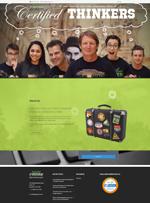 Website Design/Videography/Photography for sageCADRE Marketing