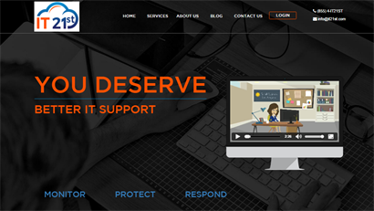 You Deserve Better IT Support - Let us deliver it to you!