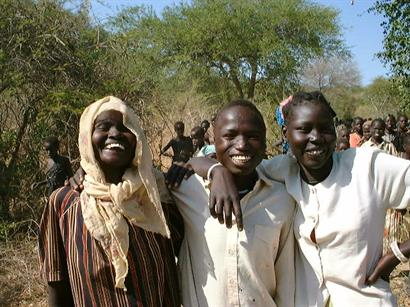 South Sudanese freed from slavery by CSI