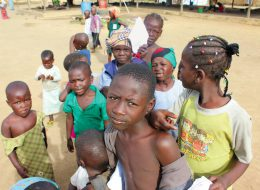 Feeding the hungry in Nigeria