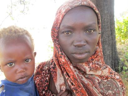 South Sudanese woman and child freed from slavery by CSI