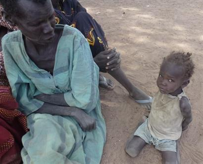 Saving the starving in South Sudan