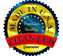 Titan LED - made in USA