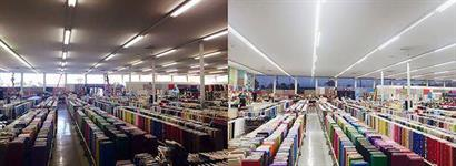 Titan LED - retail store