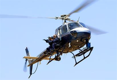 LAPD SWAT with Air Support