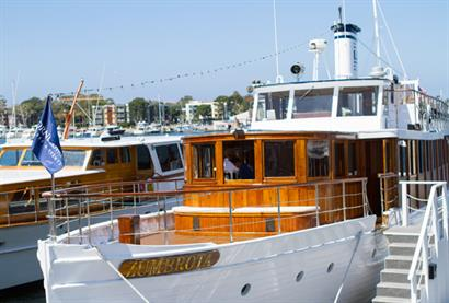 Private Yacht Packages