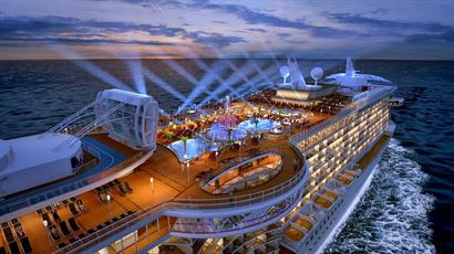 Cruise Ship Packages