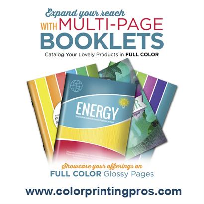 Expand Business with Booklets