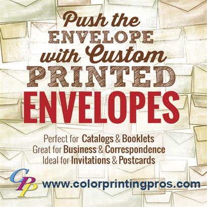 Custom Envelopes Impress