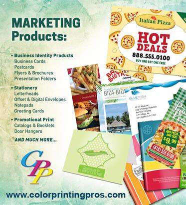 LOW PRICING - HIGH QUALITY COLOR PRINTING
